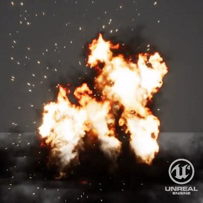 Explosion Practice