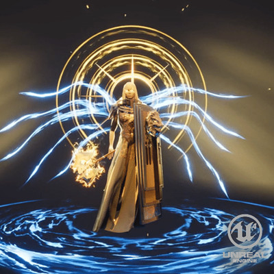 Holy Knight VFX