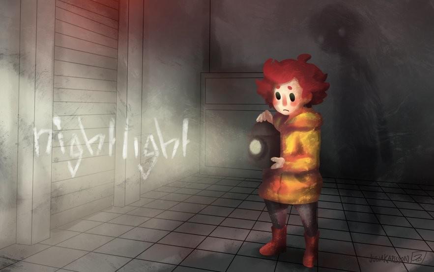 Student Project: Nightlight