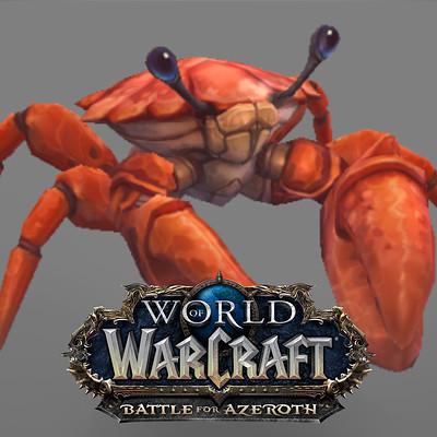 Matthew mckeown thumbnail crab