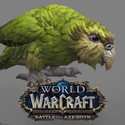 Matthew mckeown thumbnail kakapo