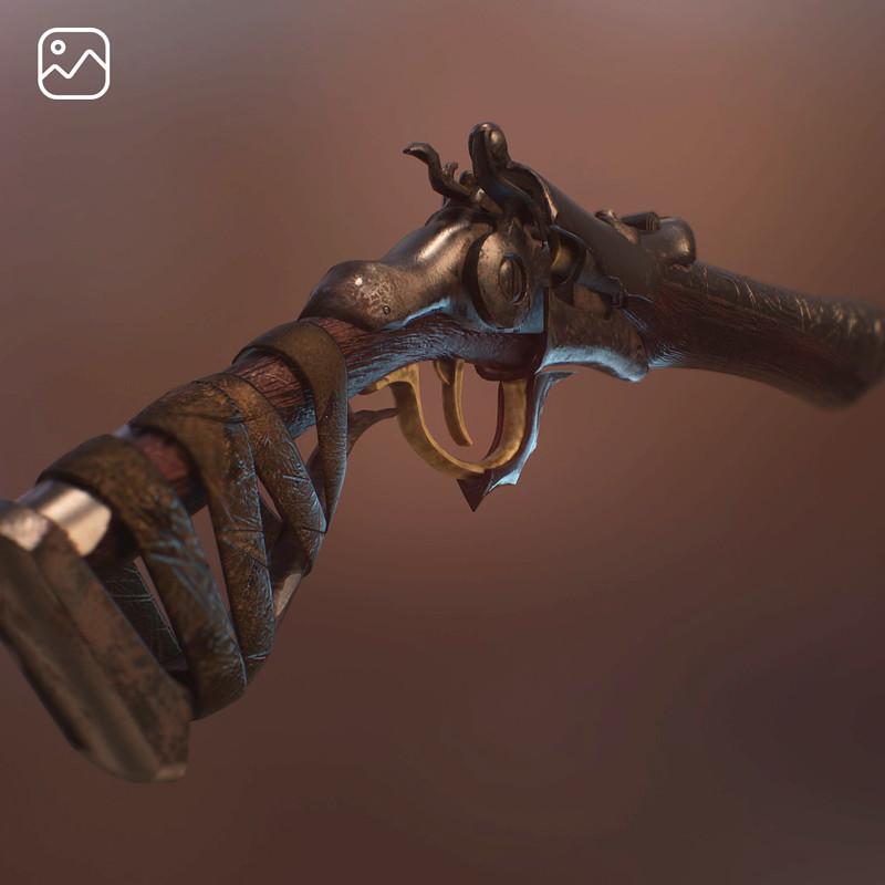 Hunter Pistol