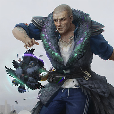 Pigeon Wizard