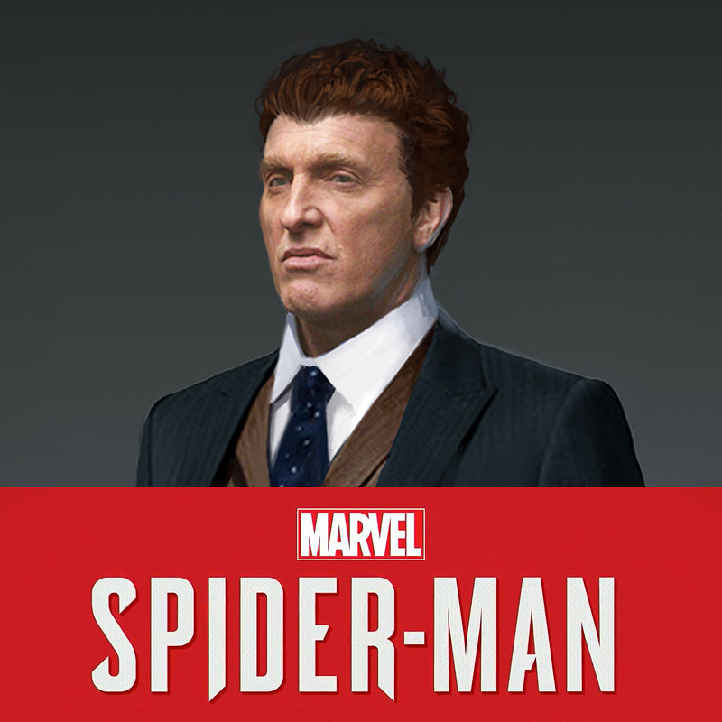 Spider-Man: Norman Osborn
