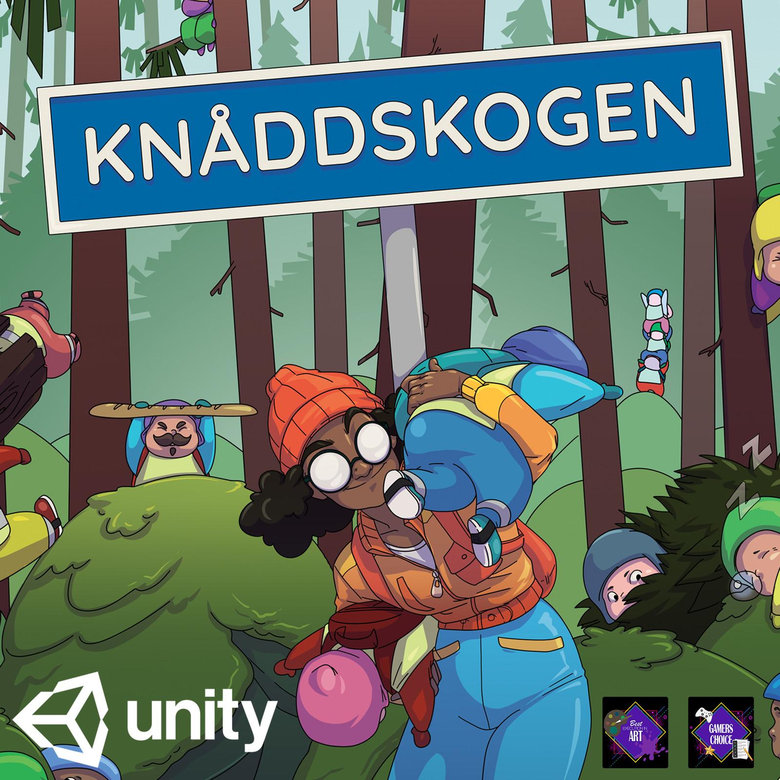 Knåddskogen - Game Project