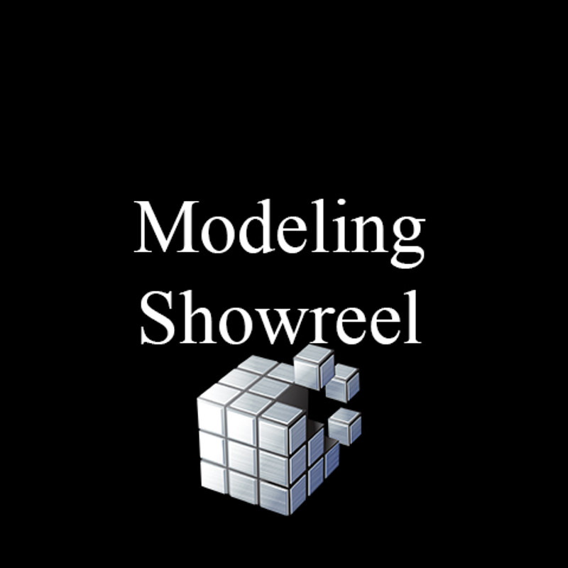 ShowReel ~ 2019 Modeling