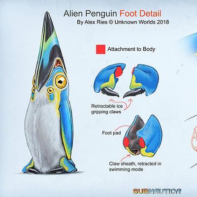 Alex ries alex penguinsfeet