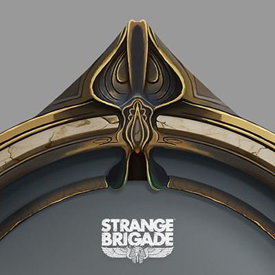 Strange Brigade: Amulet