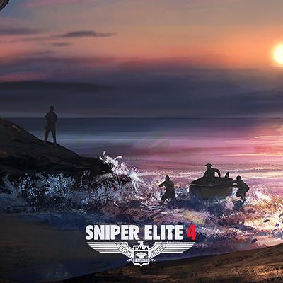 Sniper Elite 4: UI