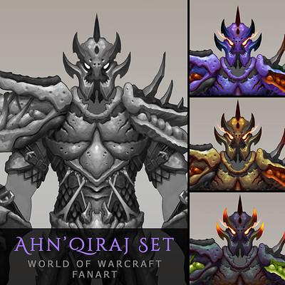 Ahn'Qiraj set