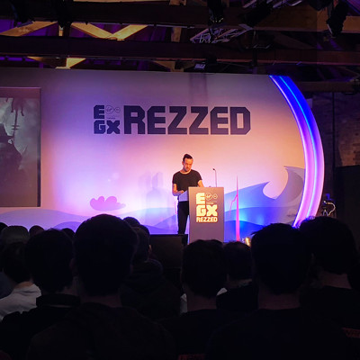 EGX Rezzed Talk - Vermintide 2: Art of creating Chaos