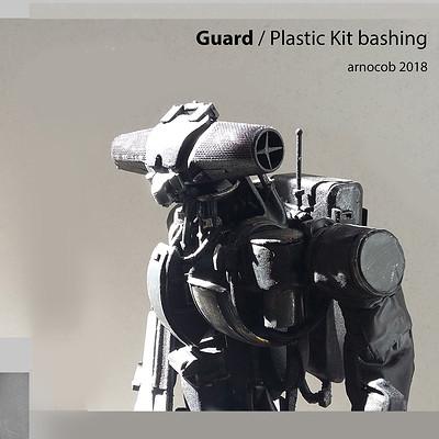 Arnaud caubel guard plastickitbashing thumb arnocob2018