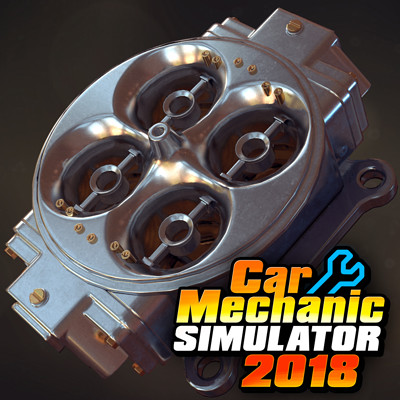 Car Mechanic Simulator 2018 - Car parts