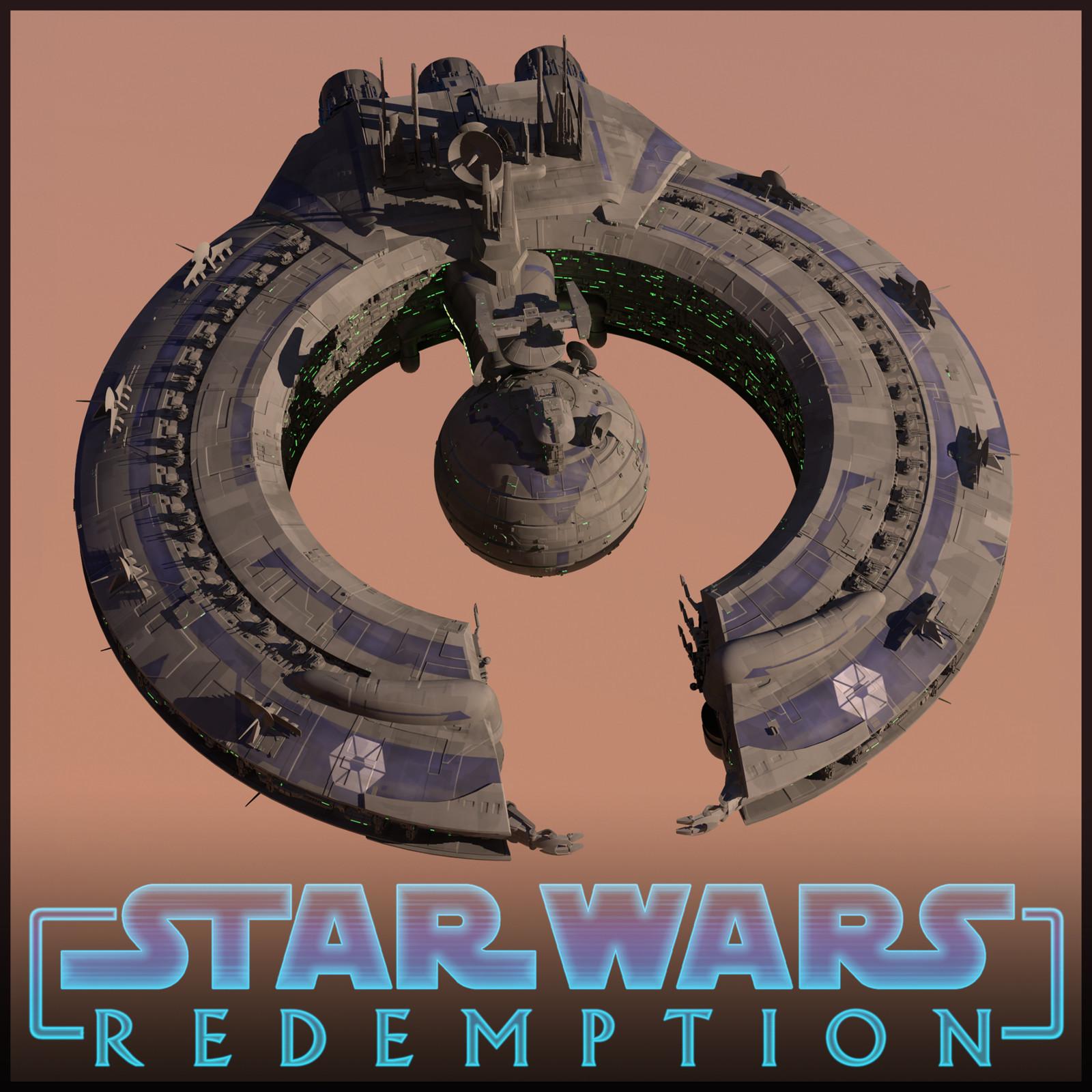 Star Wars - Redemption | StarDestroyer Class Lucrehulk