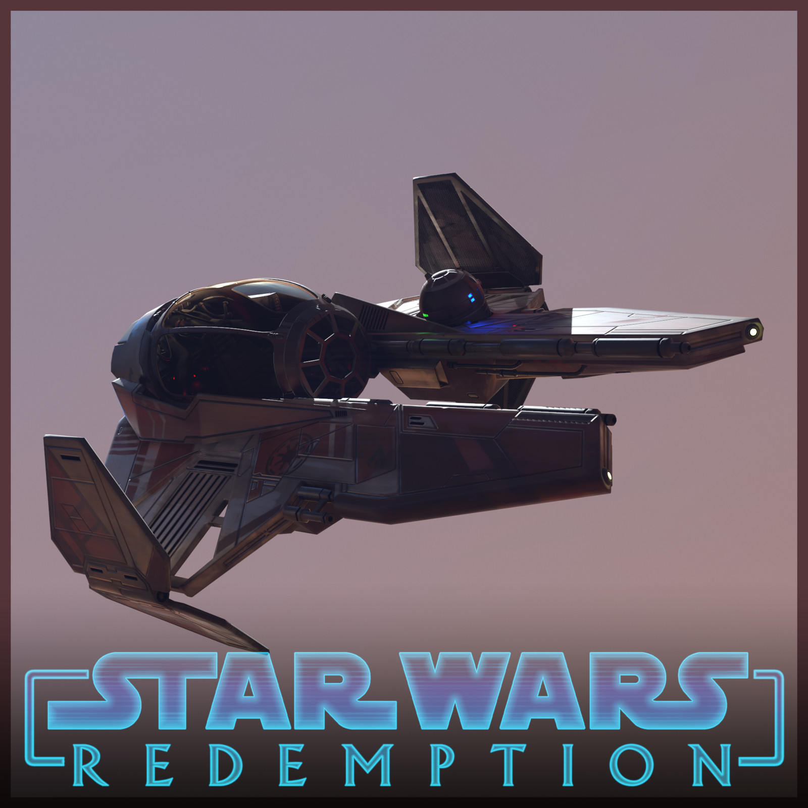 Star Wars - Redemption | Mevenn's Starfighter Eta 2 - Actis