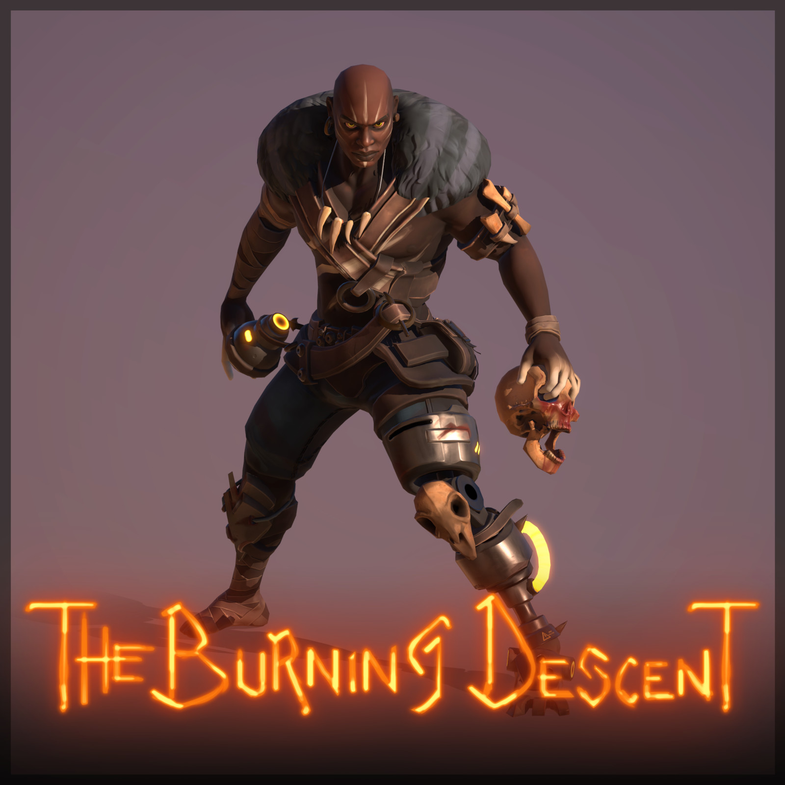The Burning Descent | Scavenger - Karl'Os