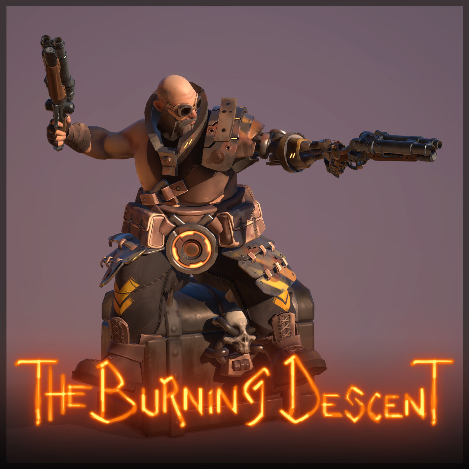 The Burning Descent | Engineer - Thor'Axe