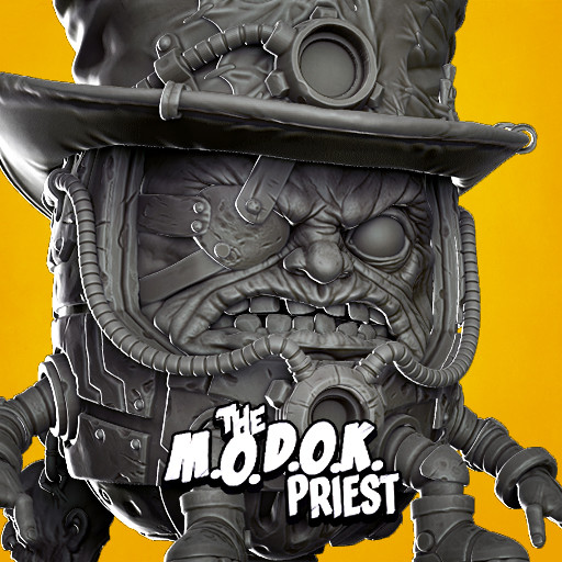 The ModoK Priest
