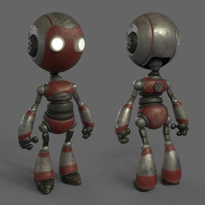 Alina godfrey robot