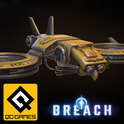 Breach: Academy Drone