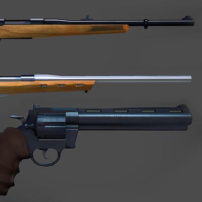 Daniel eady guns