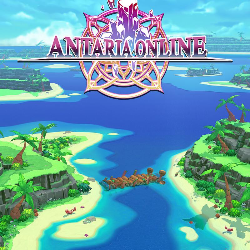 Antaria Online - Tropical Beach Level