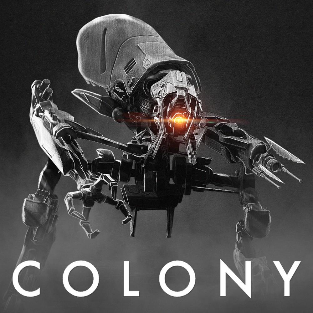 Colony Season 3 - Biped Robot Concept design