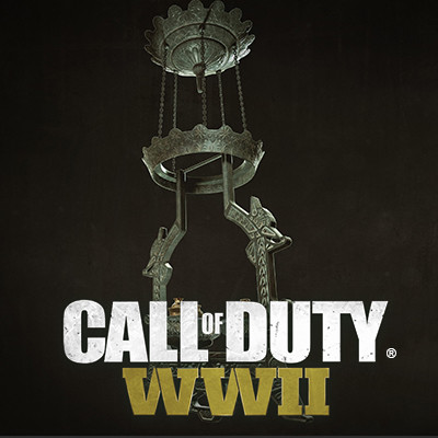 Call of Duty: World War II I Zmb Light Chandelier Prop