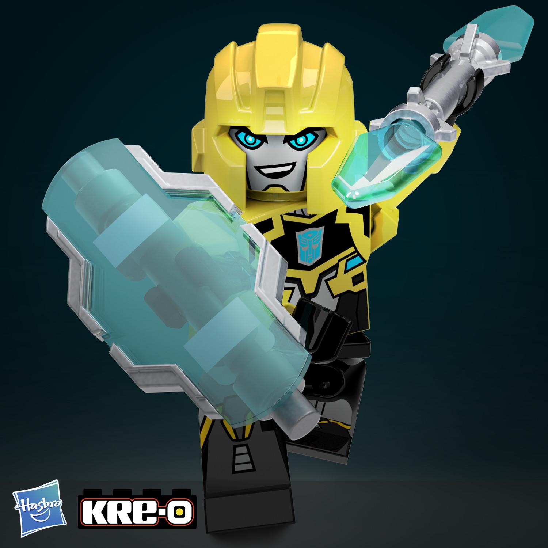 Transformers Kre-O Line
