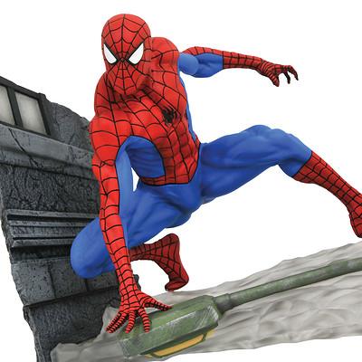 Alterton bizarre spider mangallerywebbing