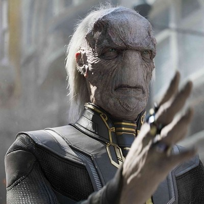 Daren horley ebony maw displeased