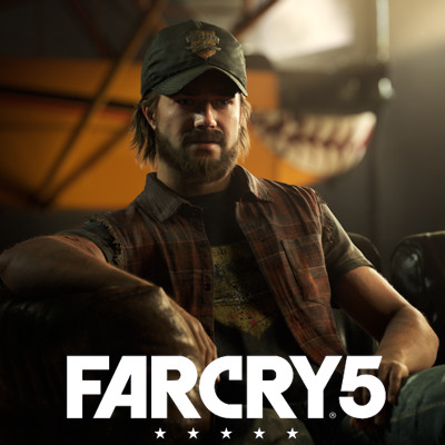 "FarCry 5 - ""Nick Rye"""
