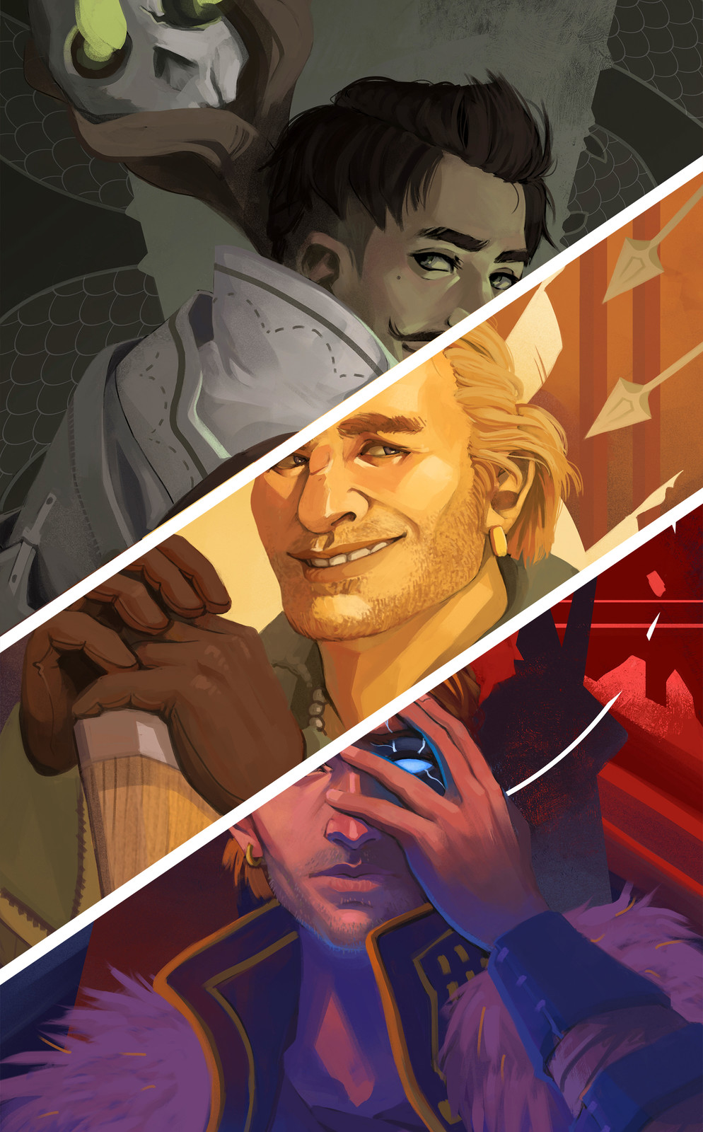 Dragon Age Fanart collection