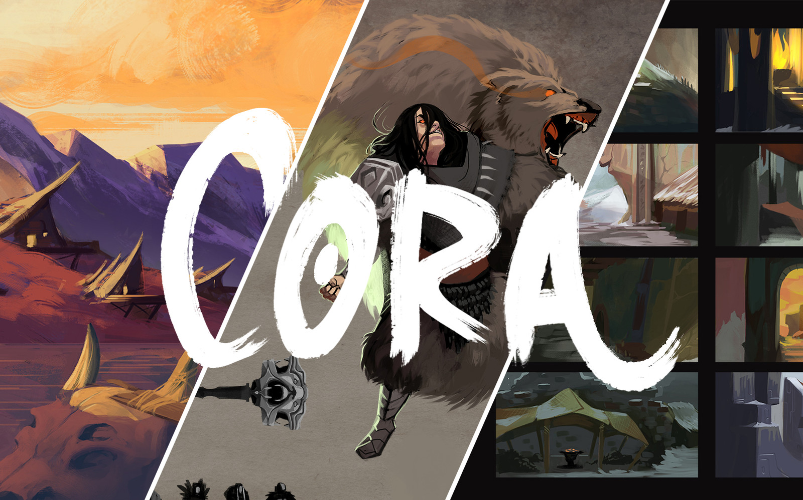 Cora Visual Development