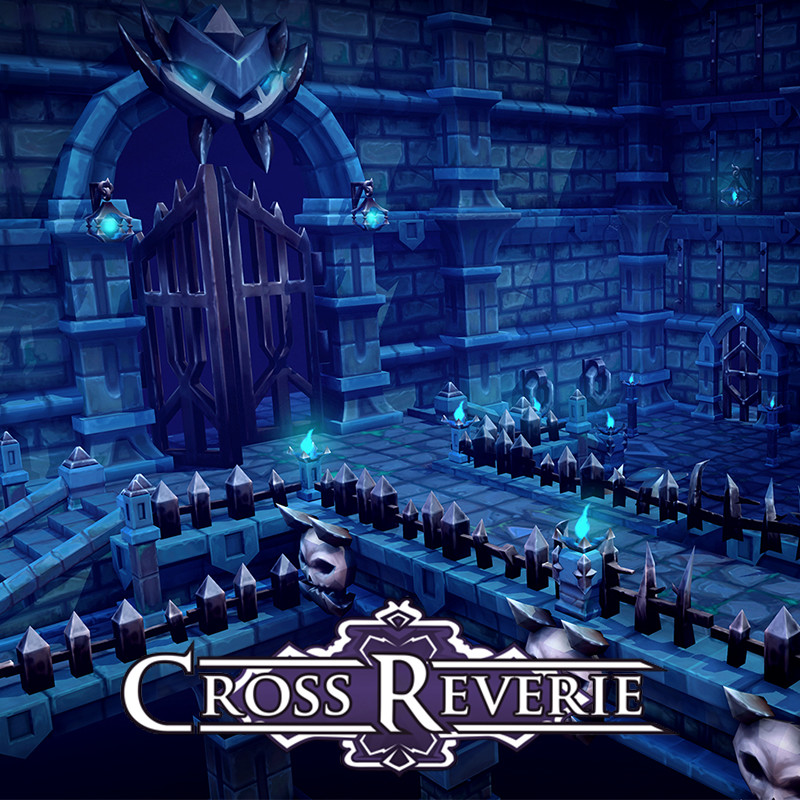 Cross Reverie - Ancient Dungeon Level