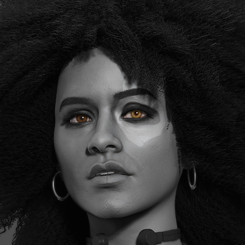 Domino - Zazie Beetz
