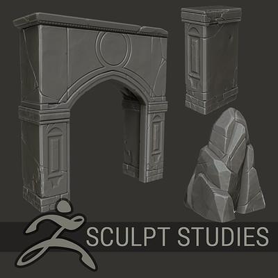 Josh tyler sculptstudies