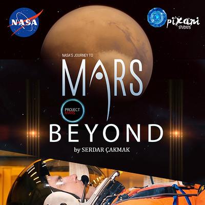 Serdar cakmak pixani project mars beyond