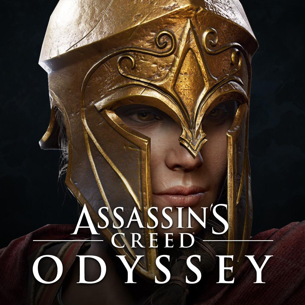 Alexios/Kassandra Outfit - Mercenary