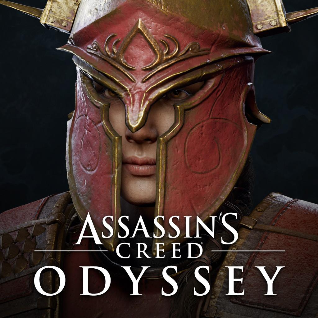 Alexios/Kassandra Outfit - Spartan War Hero