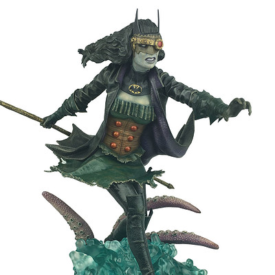 Alterton bizarre dc gallery metal drowned pvc figure