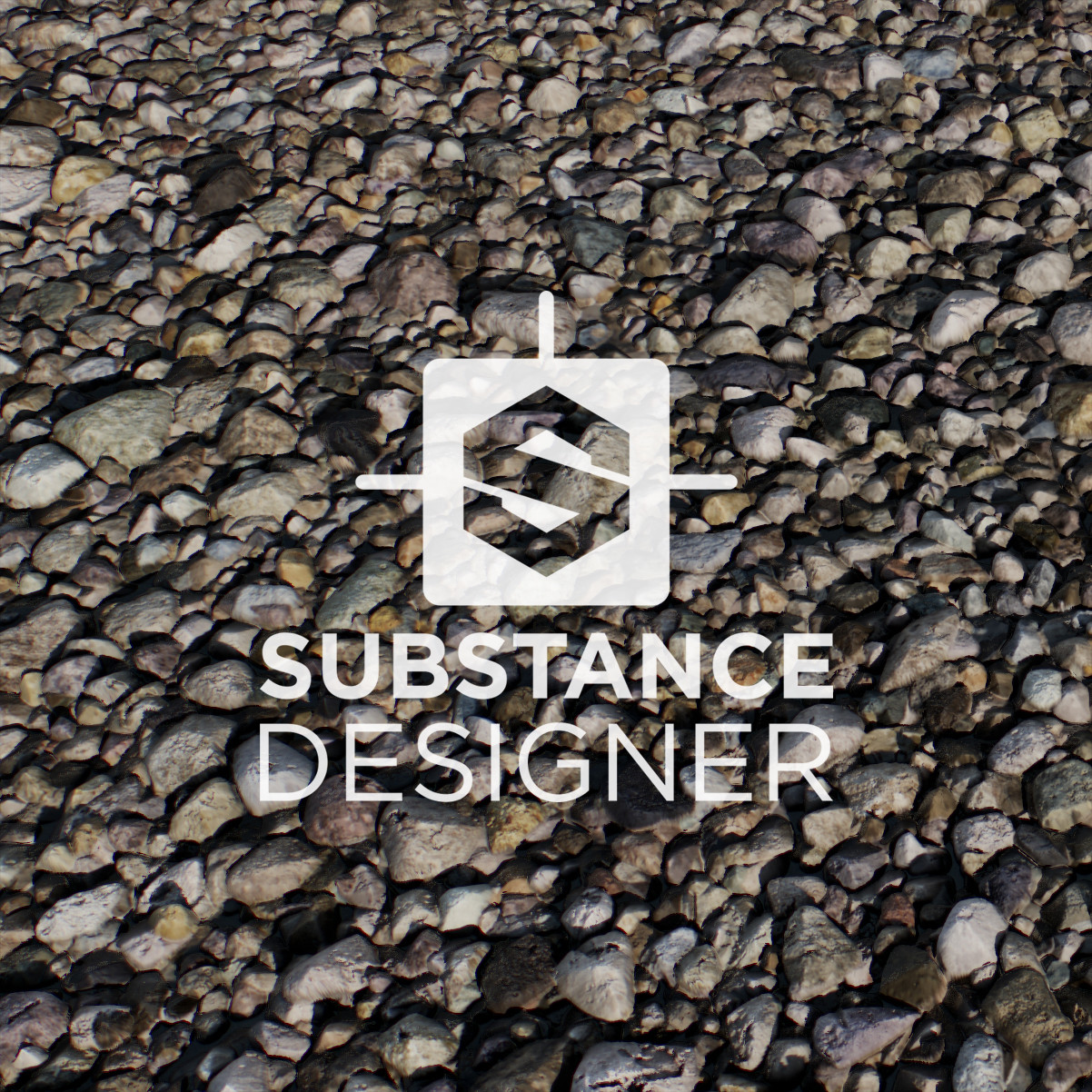 Pebbles - 100% Substance Designer