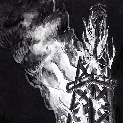 Thomas bouilly inktober019 scorched