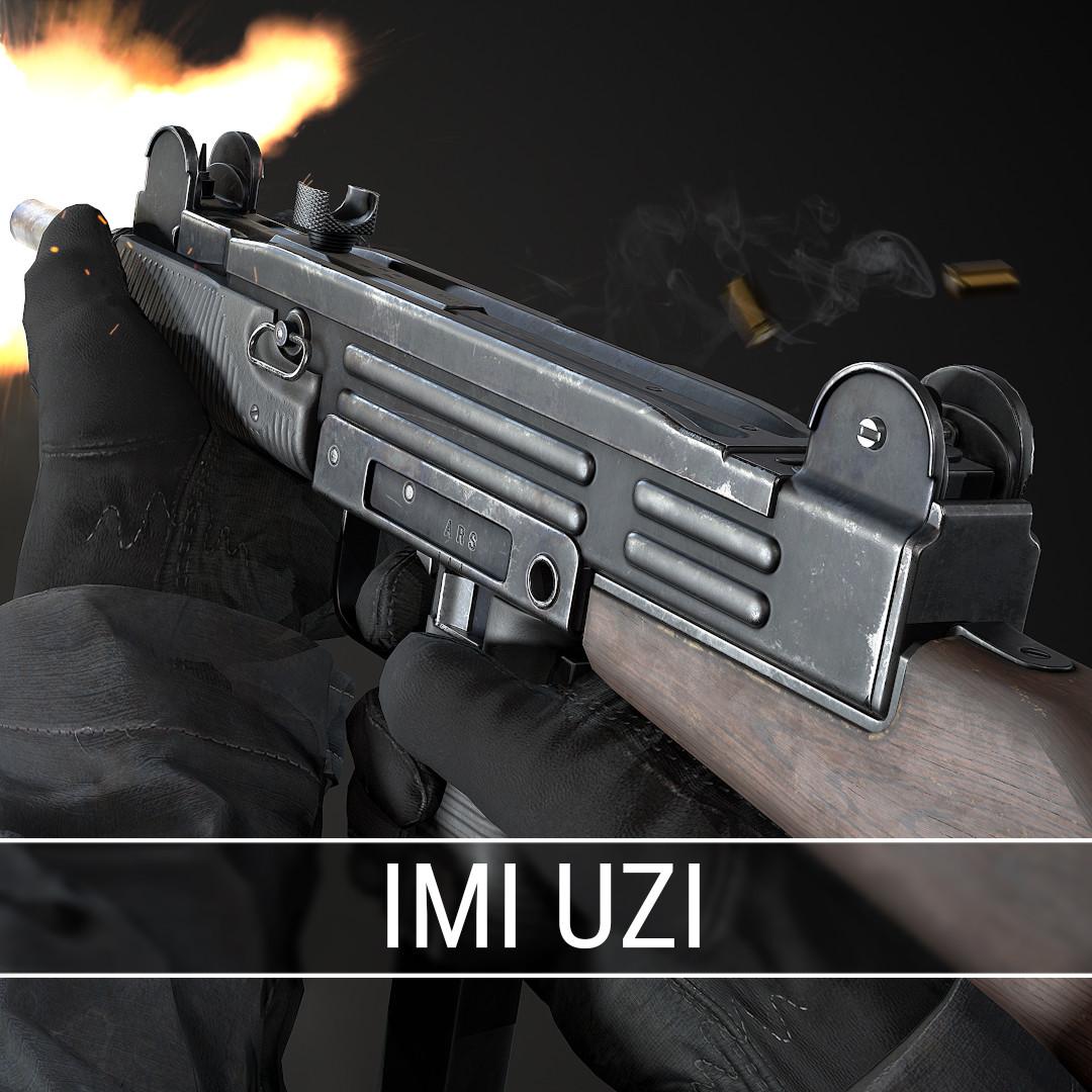 IMI UZI