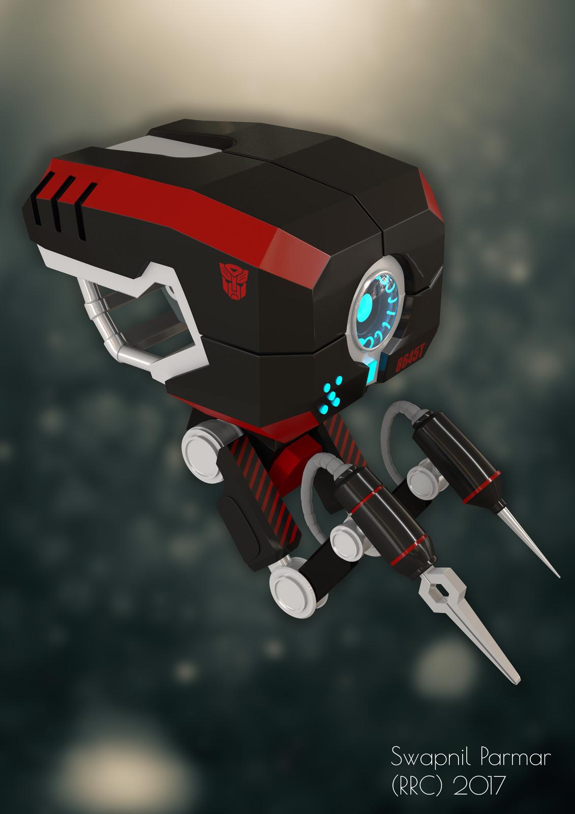 Robot Modelling - 8645T
