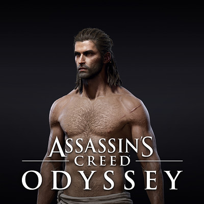 Assassin's Creed Odyssey : Alexios' Body