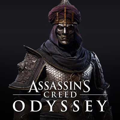 Assassin's Creed Odyssey : Immortal Outfit