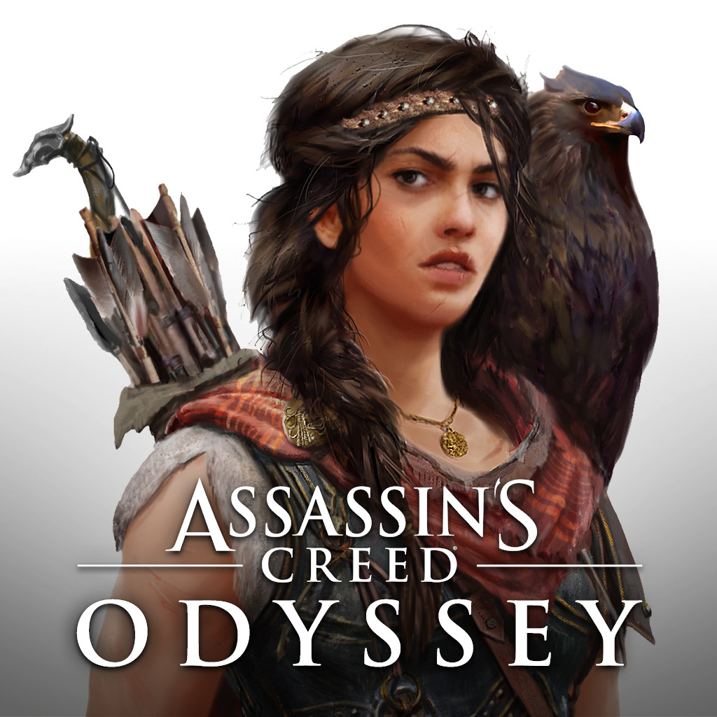 Artstation Kassandra Assassin S Creed Odyssey Concept Art