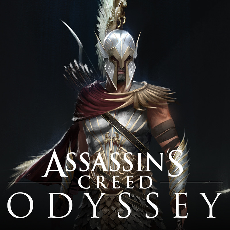 David Paget Assassin S Creed Odyssey Underworld Armour