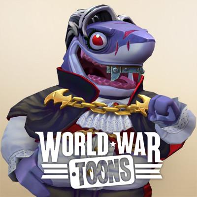 World War Toons Adel & Shark